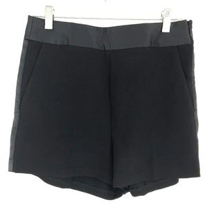 Express 2 Inch High Waisted Tuxedo Shorts dressy